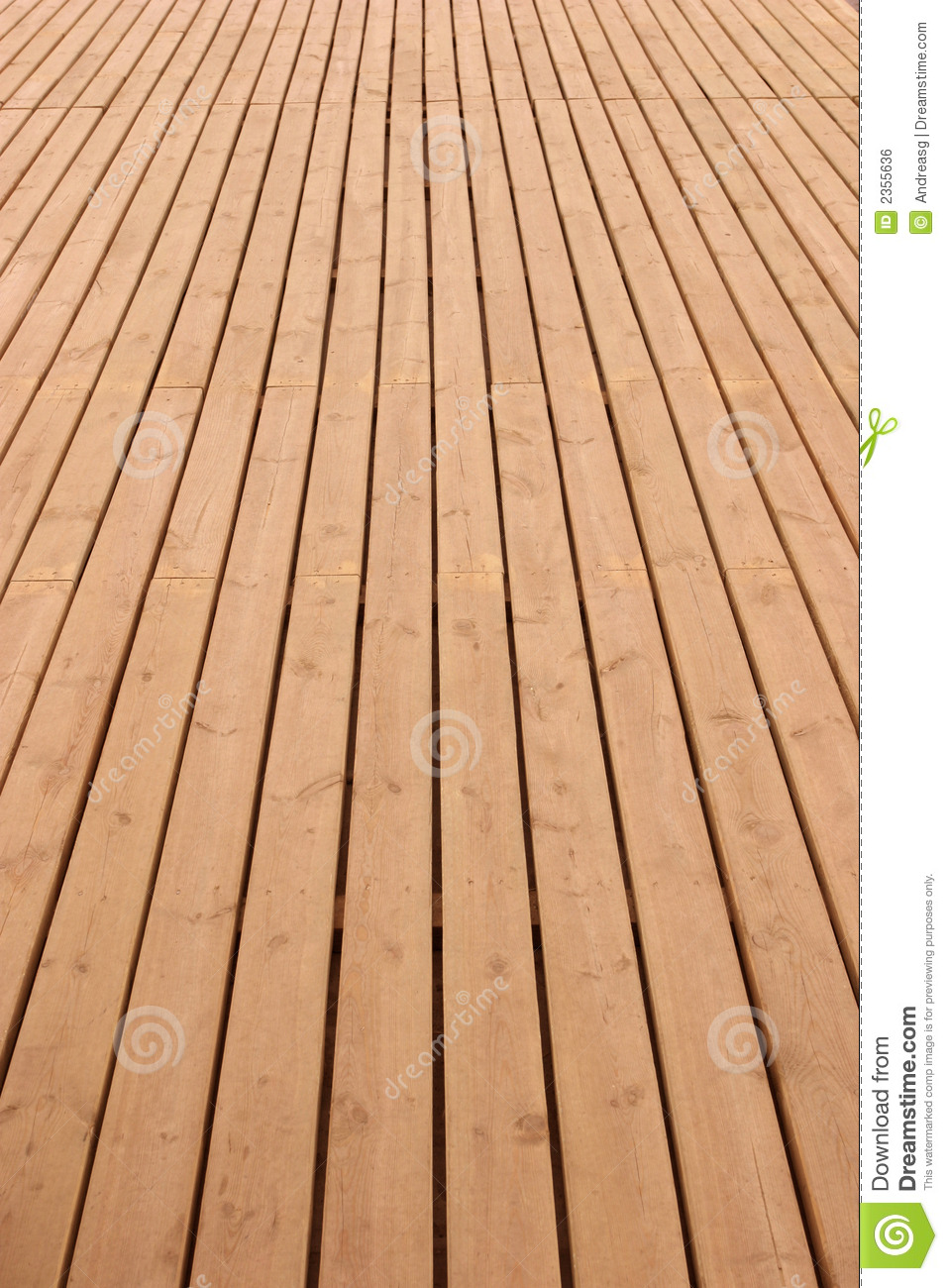 Wooden deck perspective royalty free stock image image for Wooden balcony