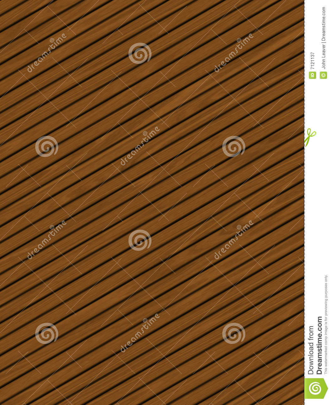 Wooden decking panels royalty free stock photography