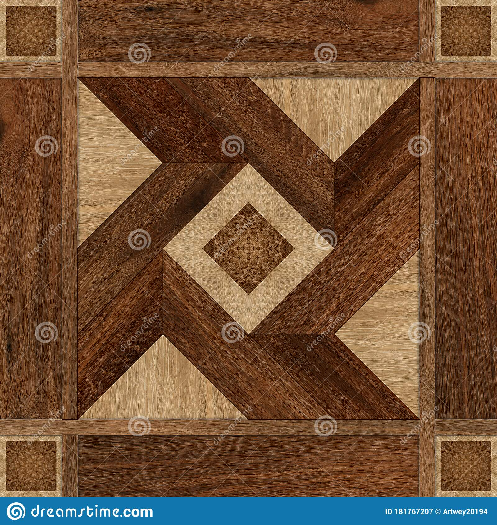 Wooden Decorative Texture Floor Tile Floor Wooden Pattern Ceramic Tile Stock Image Image Of Seamless Pattern 181767207