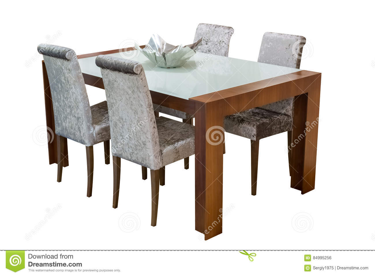 Wooden dining table background - Background Chairs Dining Image Isolated Table White Wooden