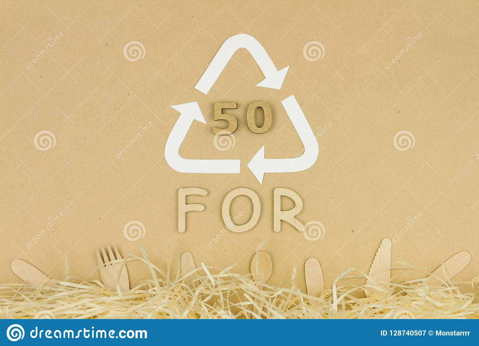 Environment trash care recycle reuse refuse concept