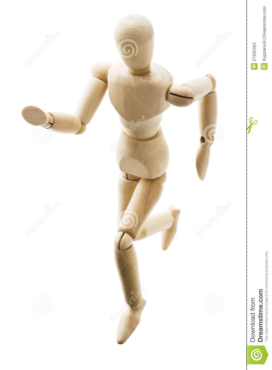 Wooden Doll Stock Images Image 27925494