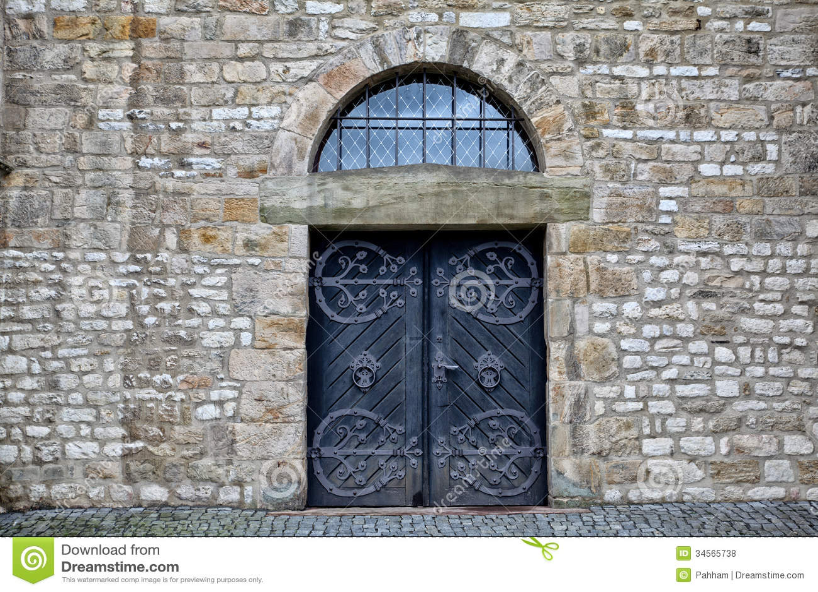 Royalty-Free Stock Photo & Wooden Door Royalty Free Stock Photos - Image: 34565738 Pezcame.Com