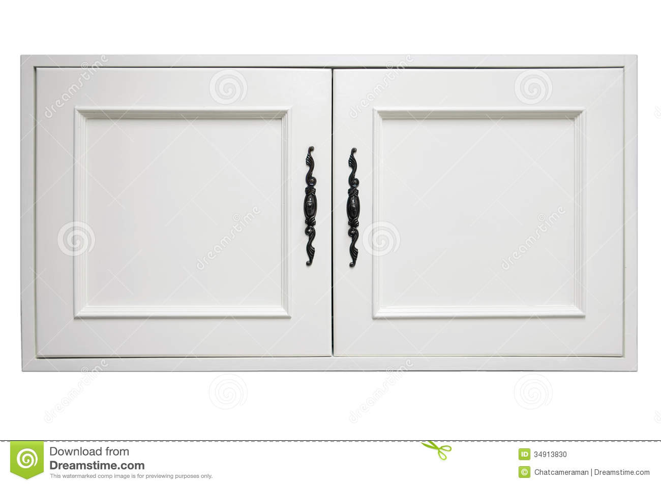 Wooden door of cupboard  sc 1 st  Dreamstime.com & Wooden door of cupboard stock photo. Image of colored - 34913830
