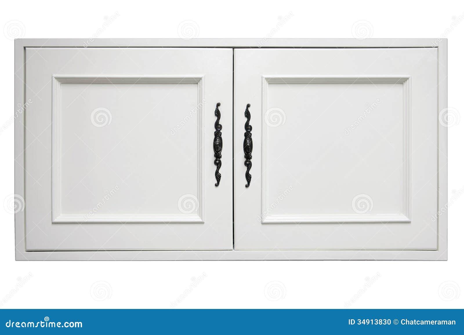 Wooden Door Of Cupboard Stock Photo Image 34913830
