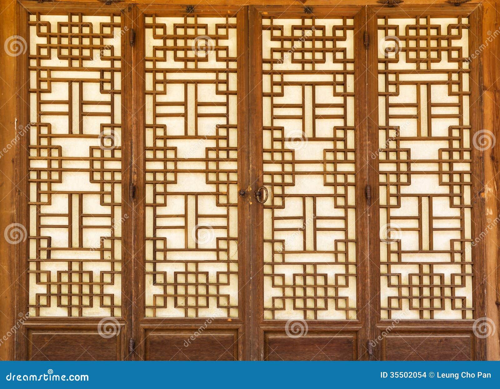 Wooden Door Stock Images - Image: 35502054