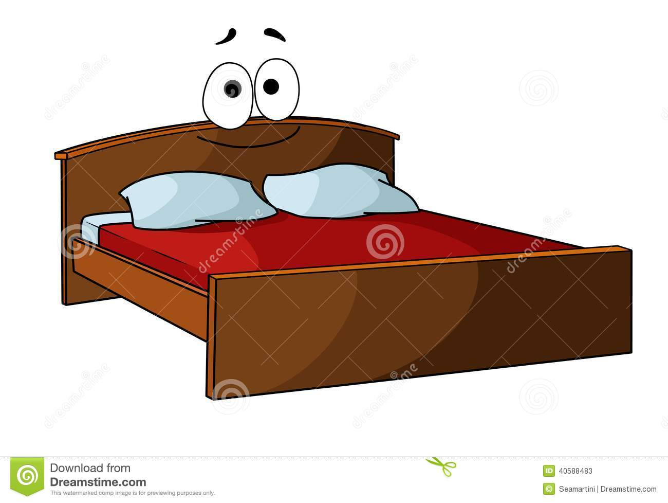 The most common mistakes people make with wood bed cartoon