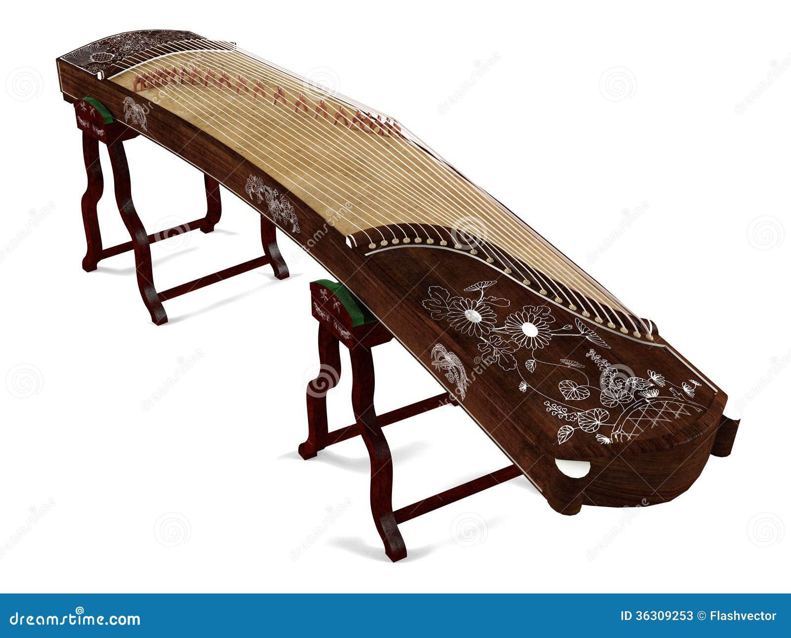 Guzheng Cartoons, Illustrations & Vector Stock Images