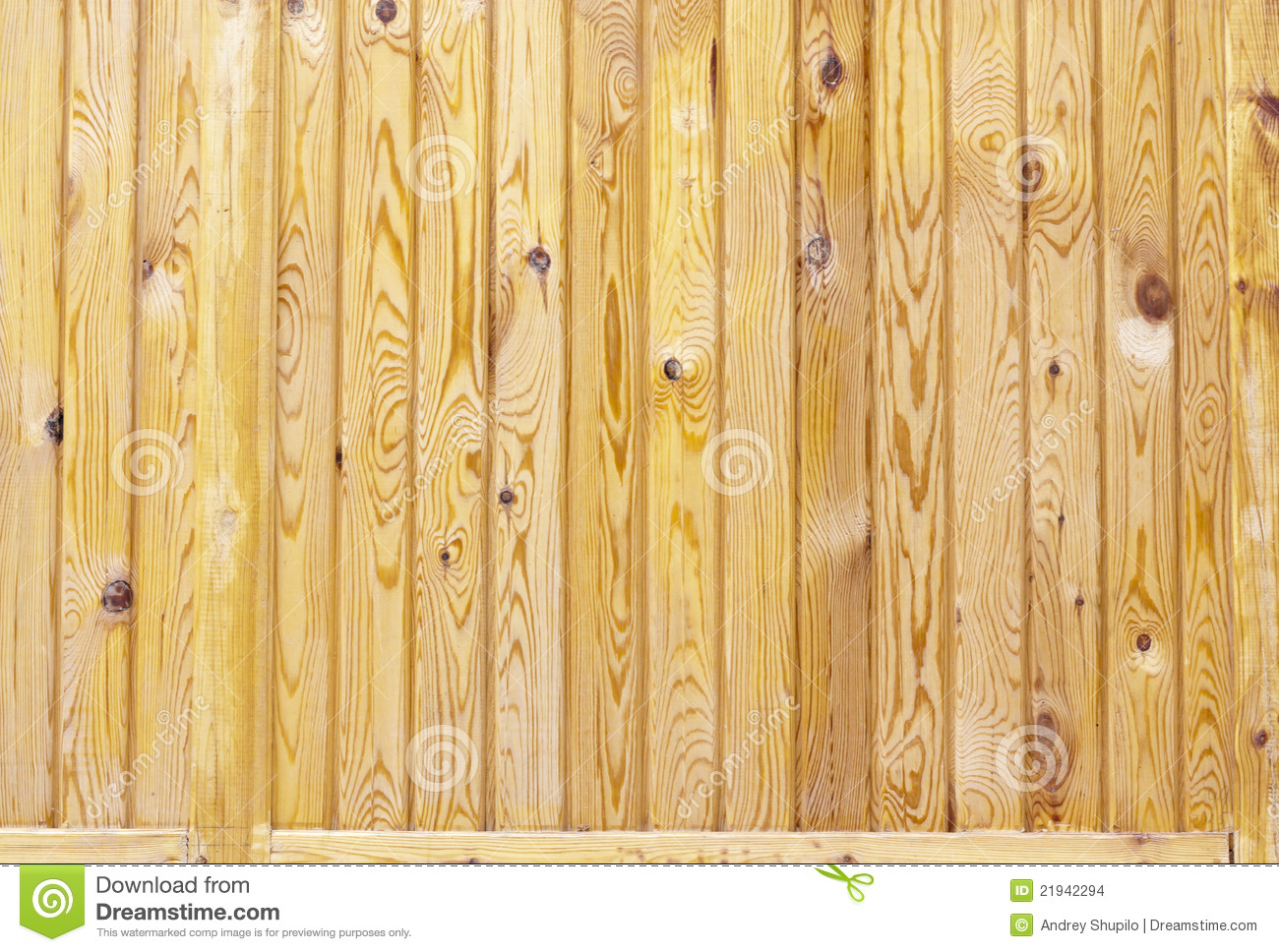 Wooden Fence Panels Stock Images Image 21942294