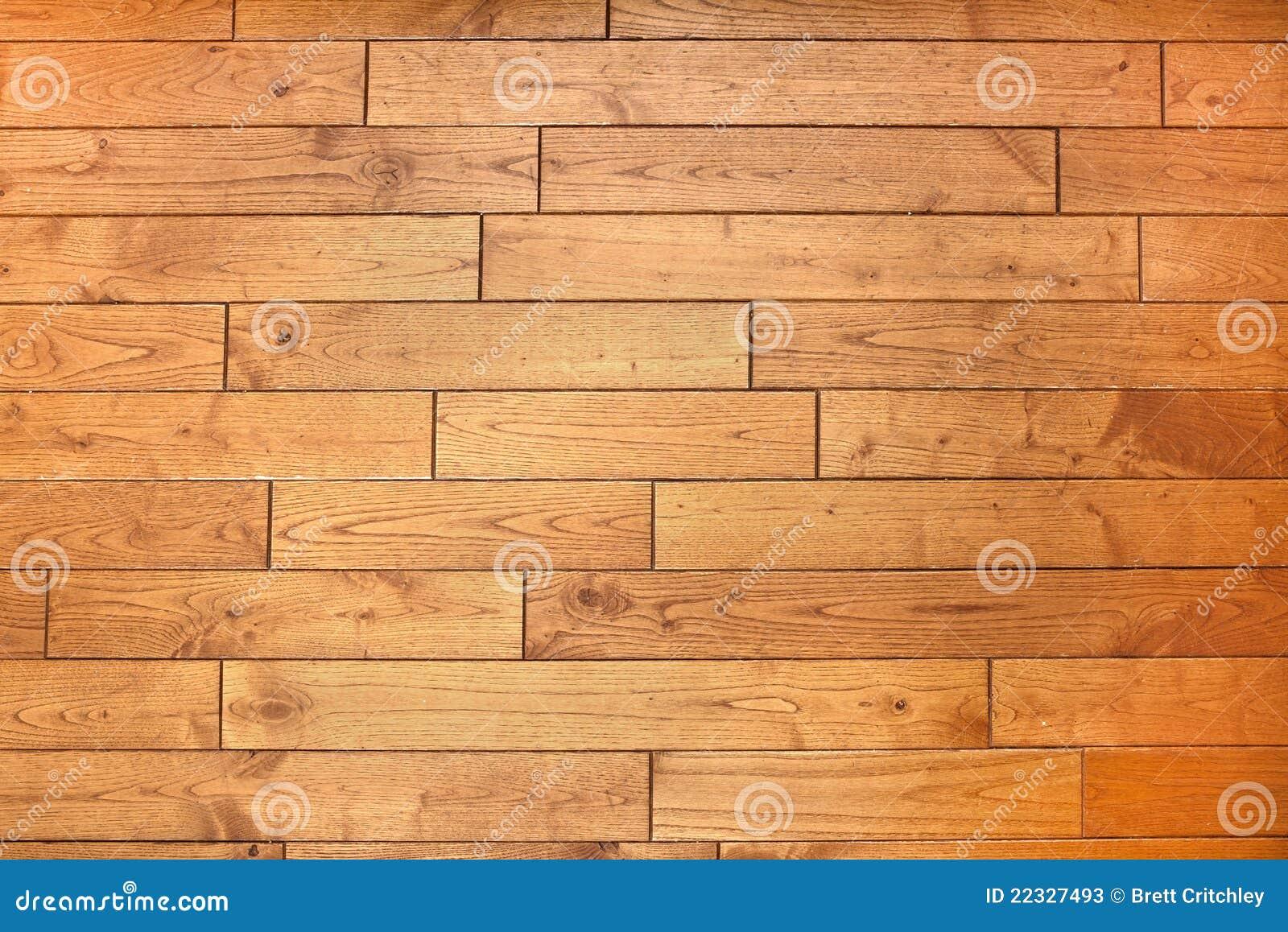Wooden floor flooring