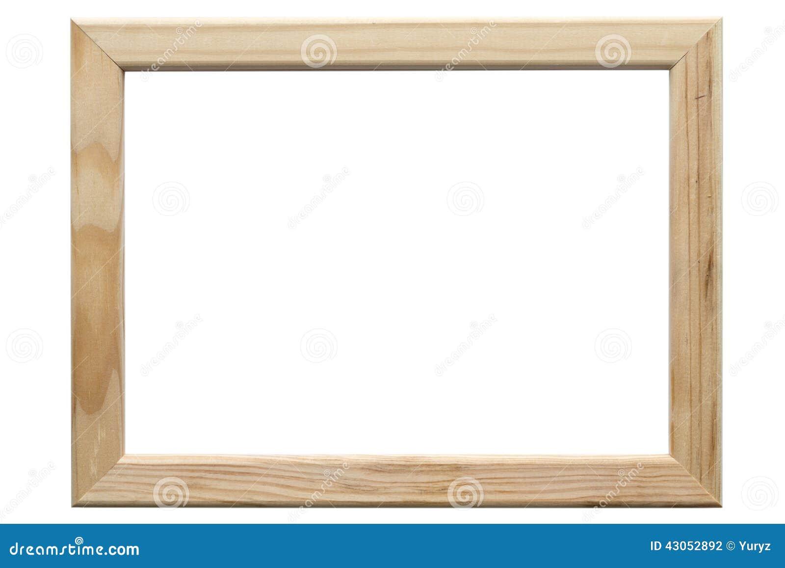 Light Wood Frame : Light White Wooden Picture Frames