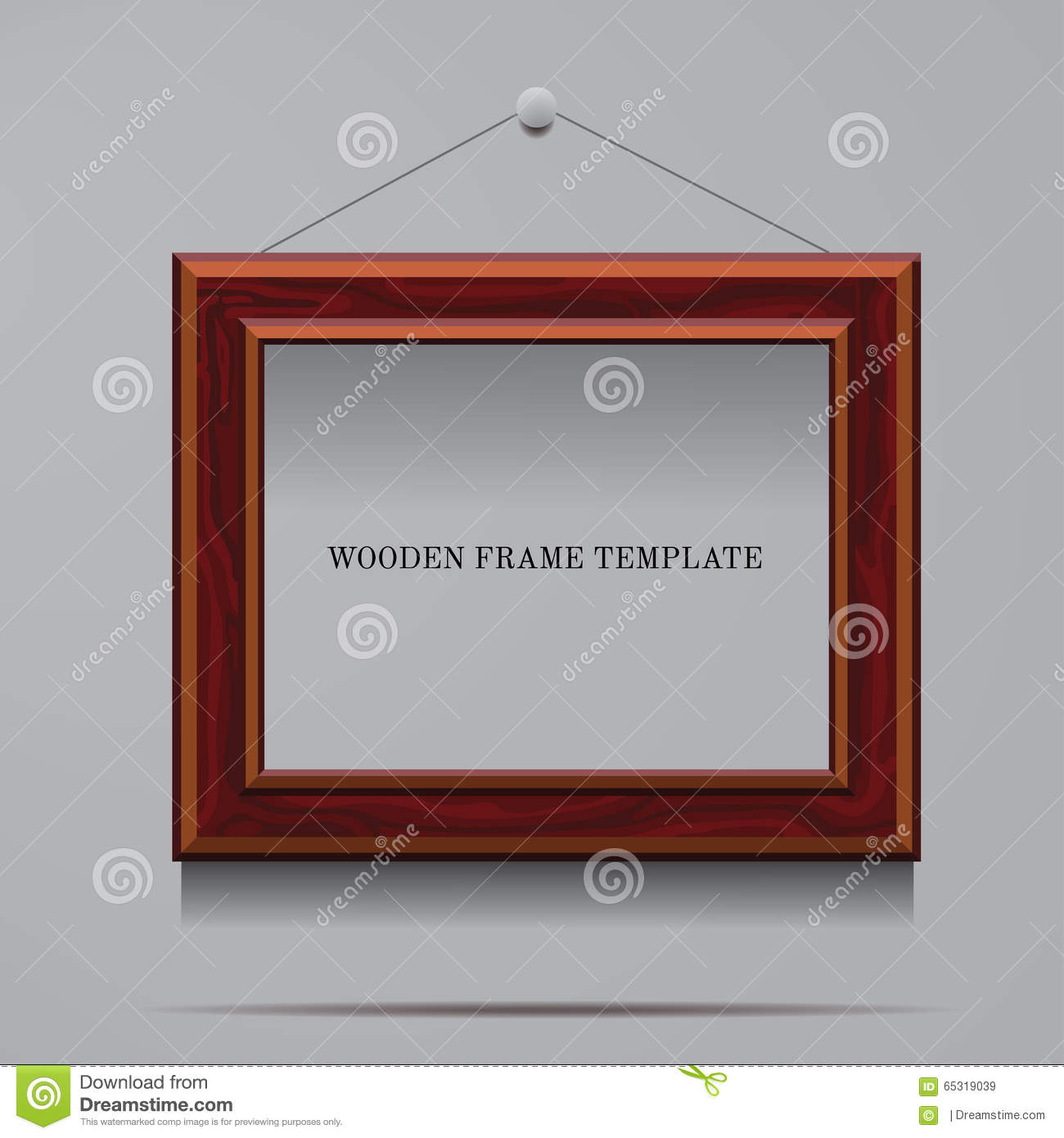 wood picture frame template - photo #10