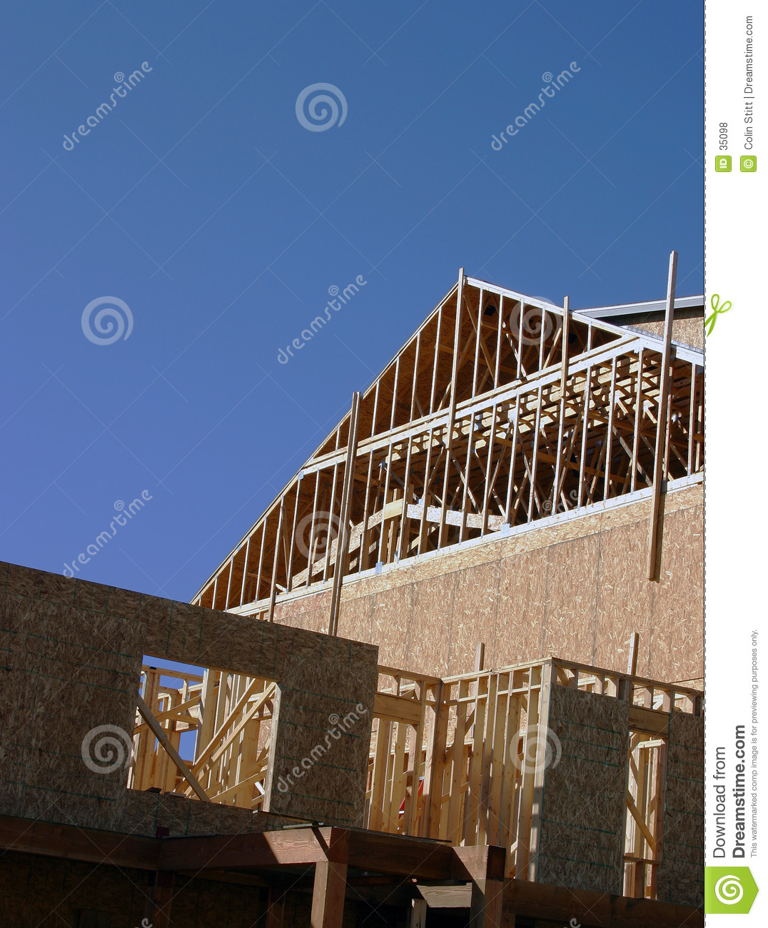 Wooden framing