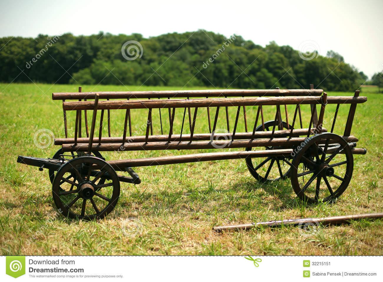 Wooden Farm Wagon Plans