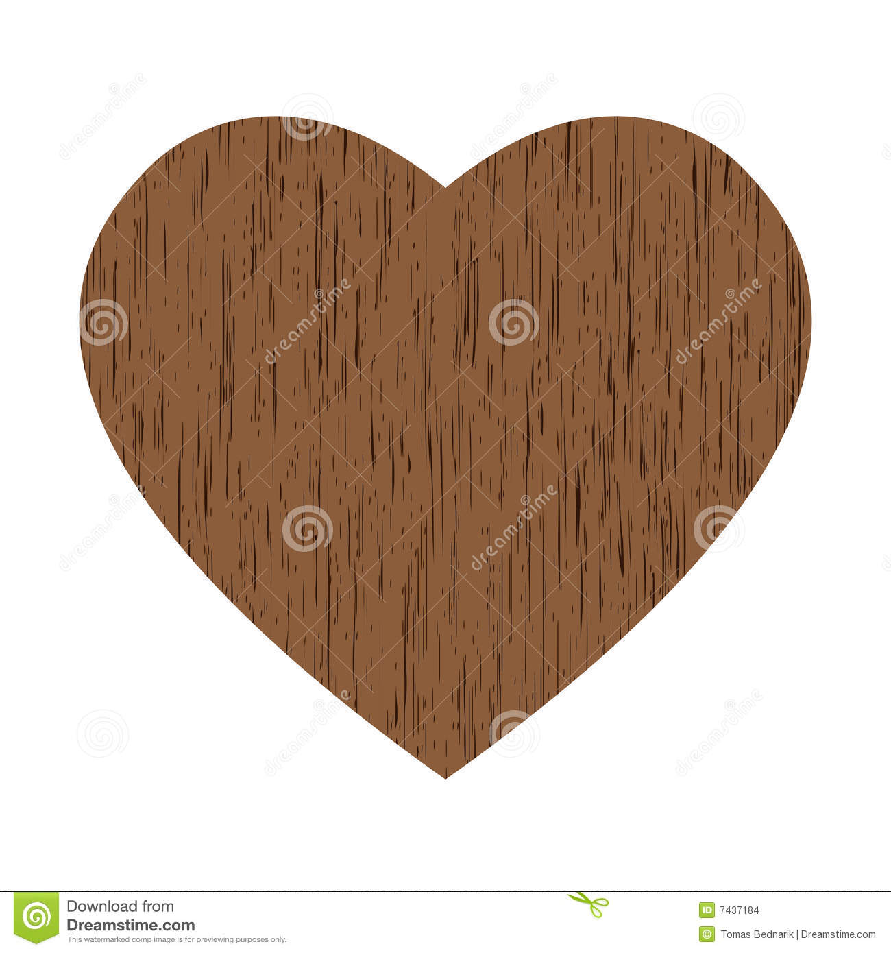 Wooden heart gifts
