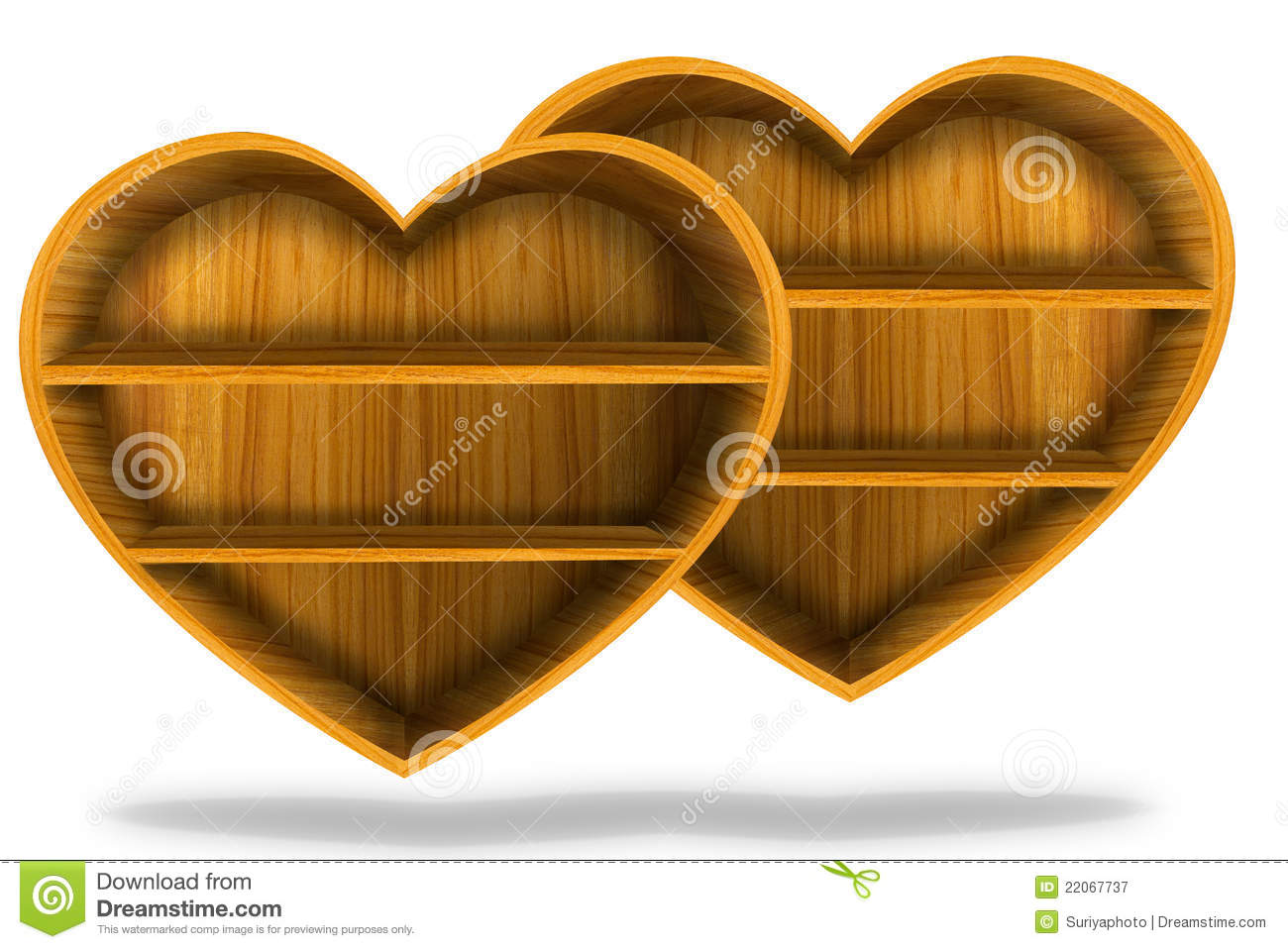 Marvelous photograph of Wooden heart shelf make for wood. with #472804 color and 1300x958 pixels