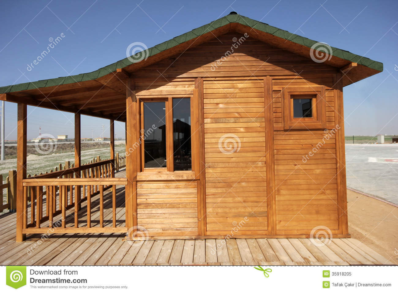 Wooden houses royalty free stock photo image 35918205 for Wood house images