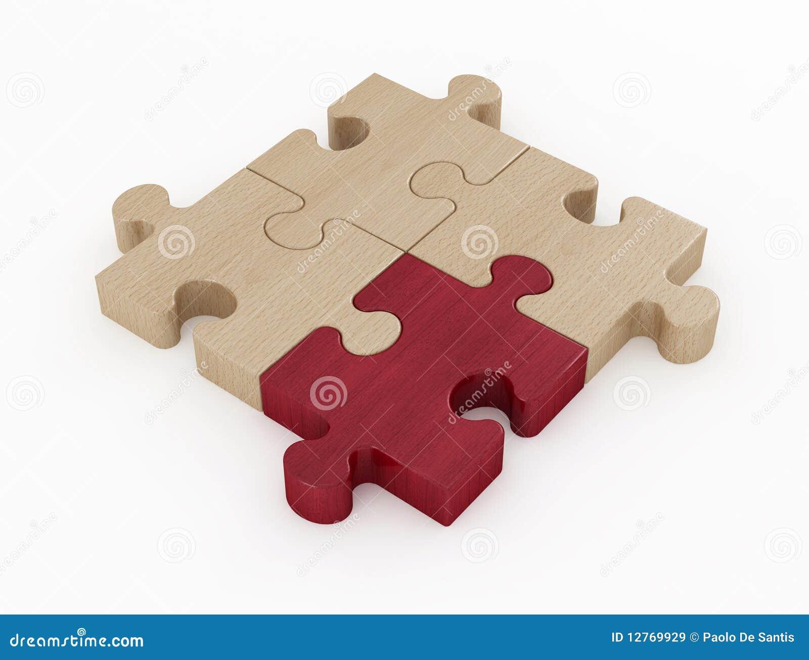 Wooden jigsaw plans wolf
