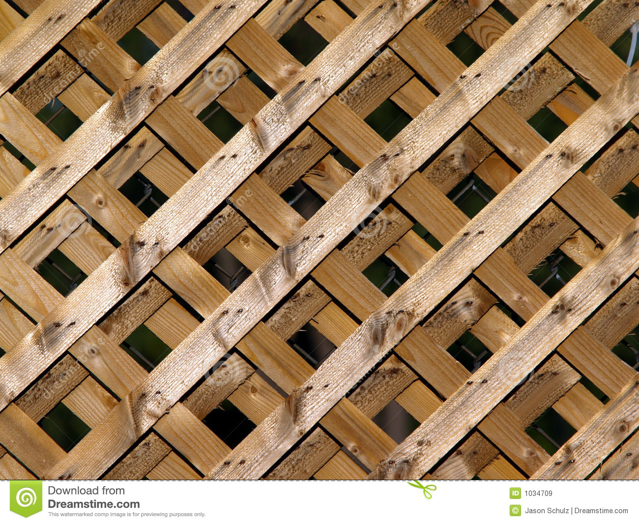 Wooden lattice royalty free stock images image