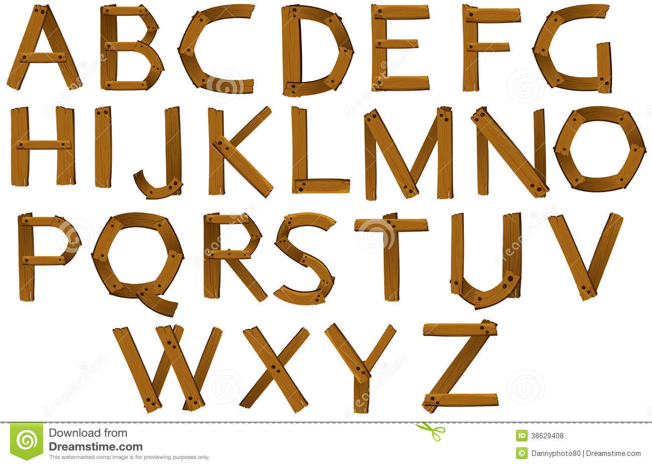 ninth letter of the alphabet stock photos images wooden letters of the alphabet royalty free stock photos 265