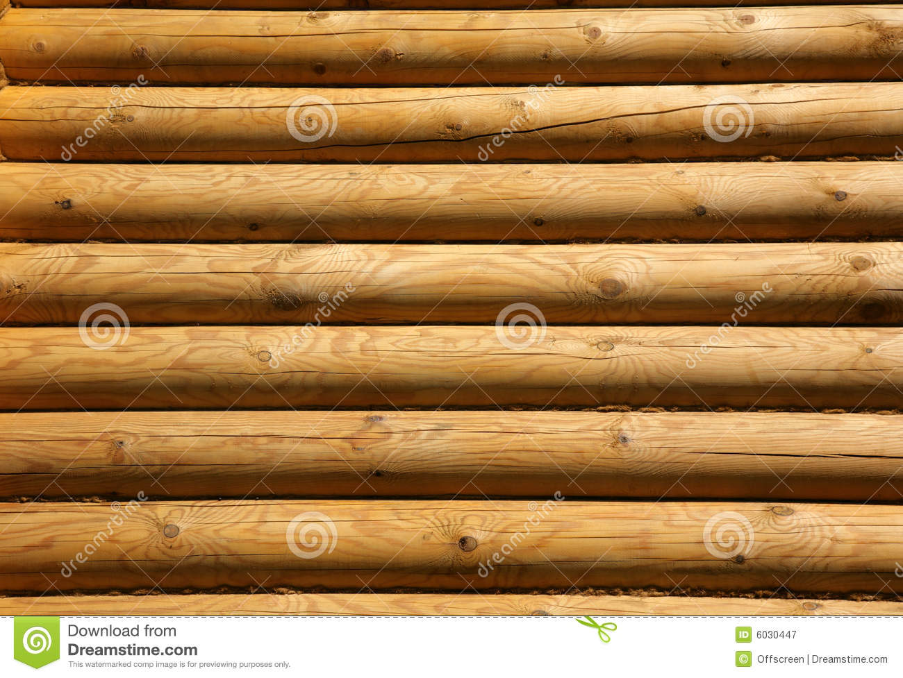 Wooden logs royalty free stock photography image