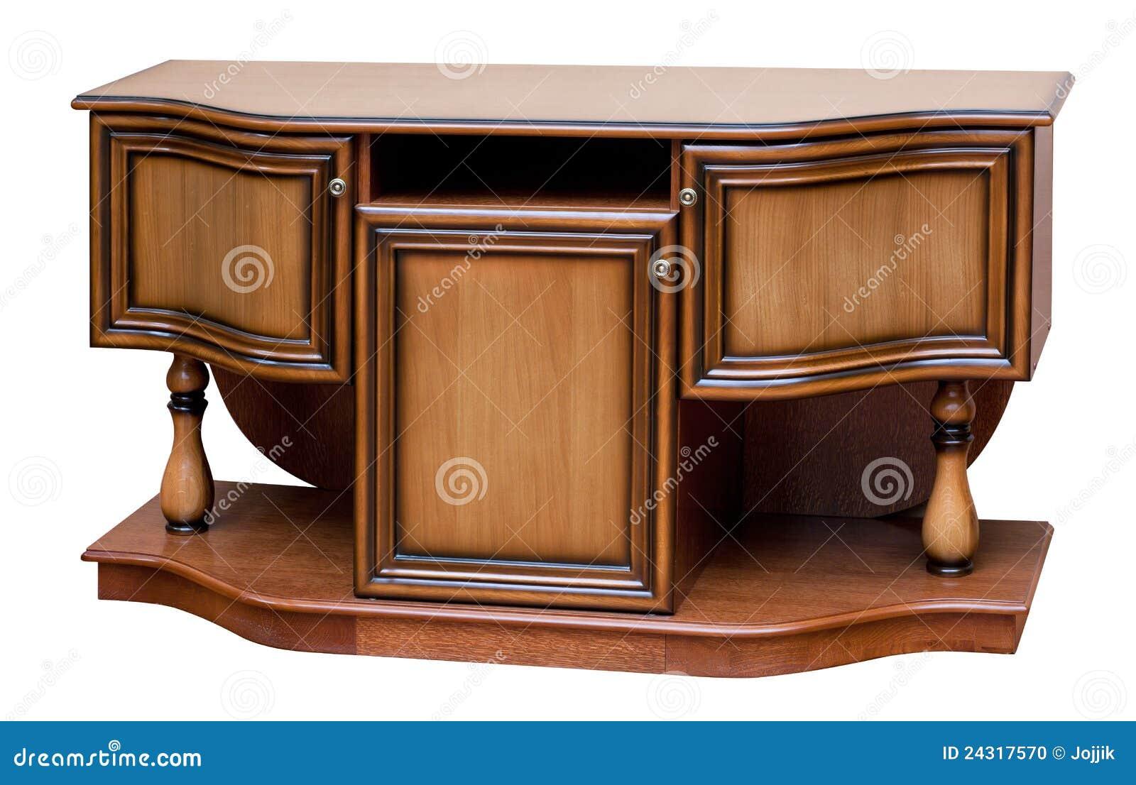 Wooden old stile bureau stock photo image 24317570 for Bureau stock