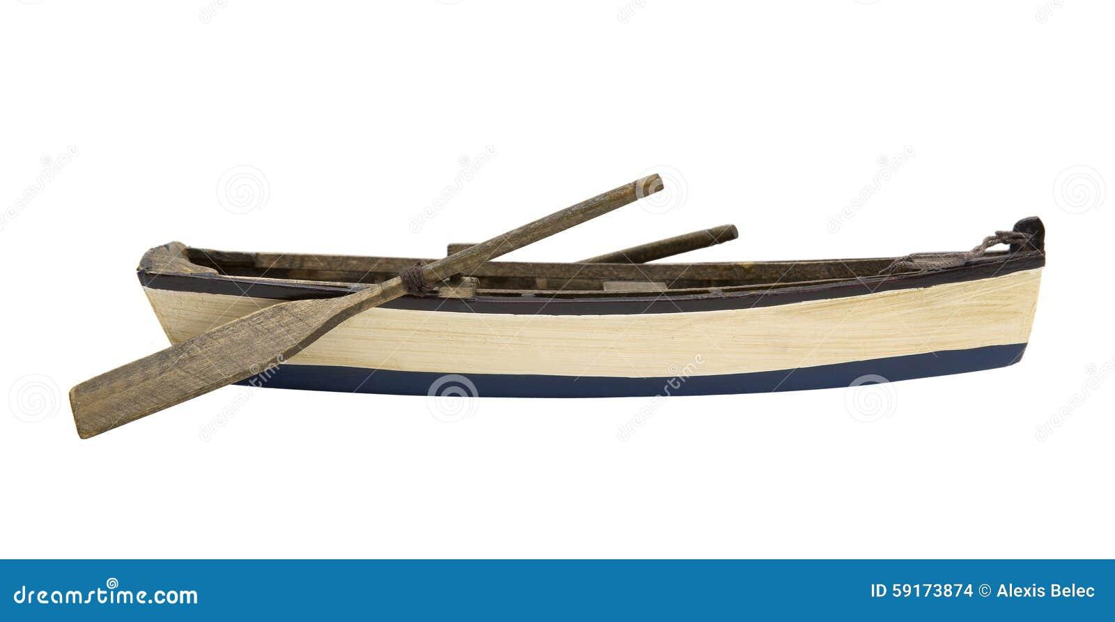Wooden paddle boat stock photo. Image of marine, boat - 59173874