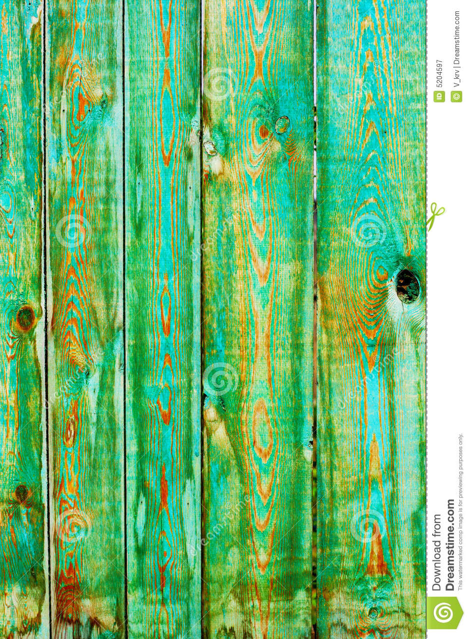 Wooden painted texture. Vertical frame.
