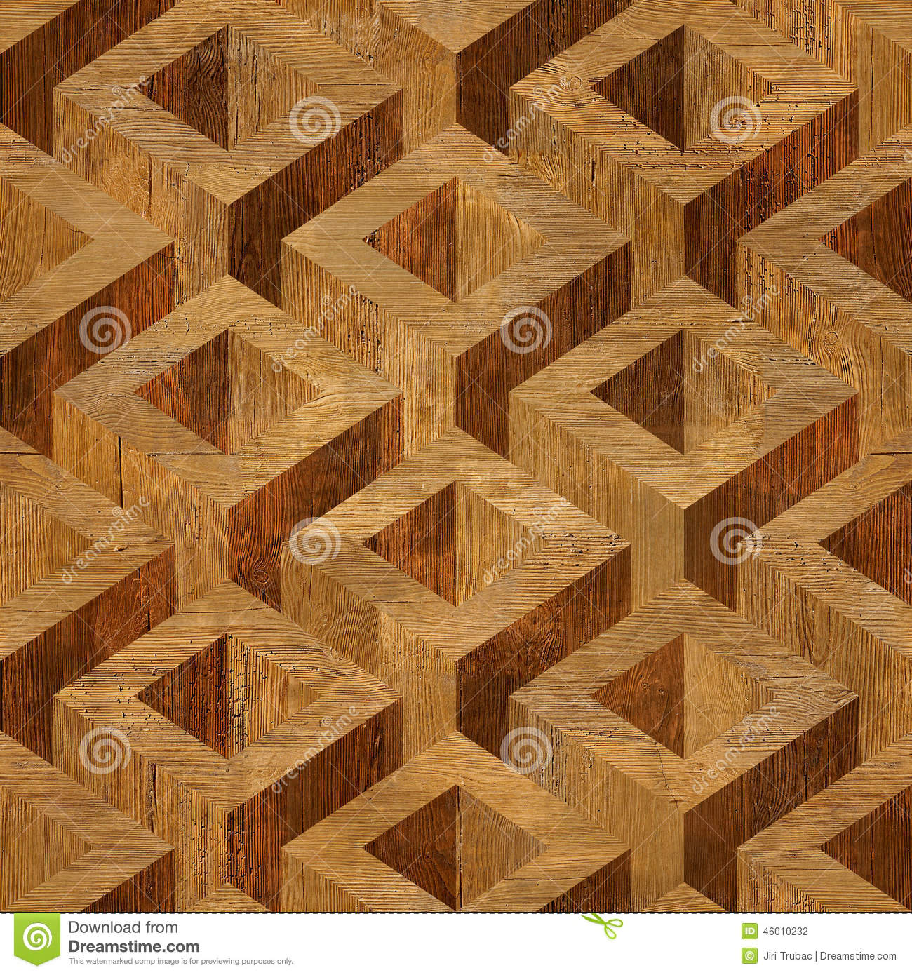Wooden Parquet Boxes Stacked For Seamless Background ...