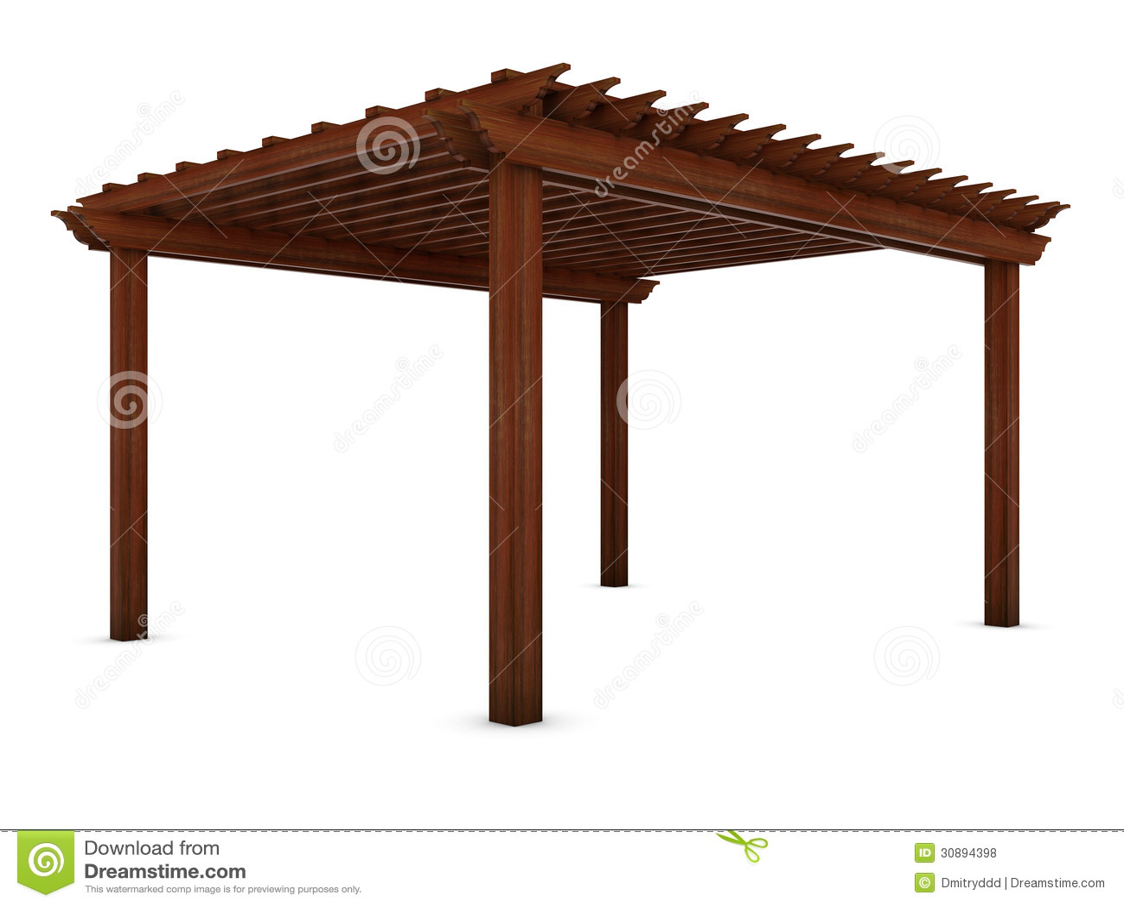 Construction Pergola Bois Plan pergola: wooden pergola