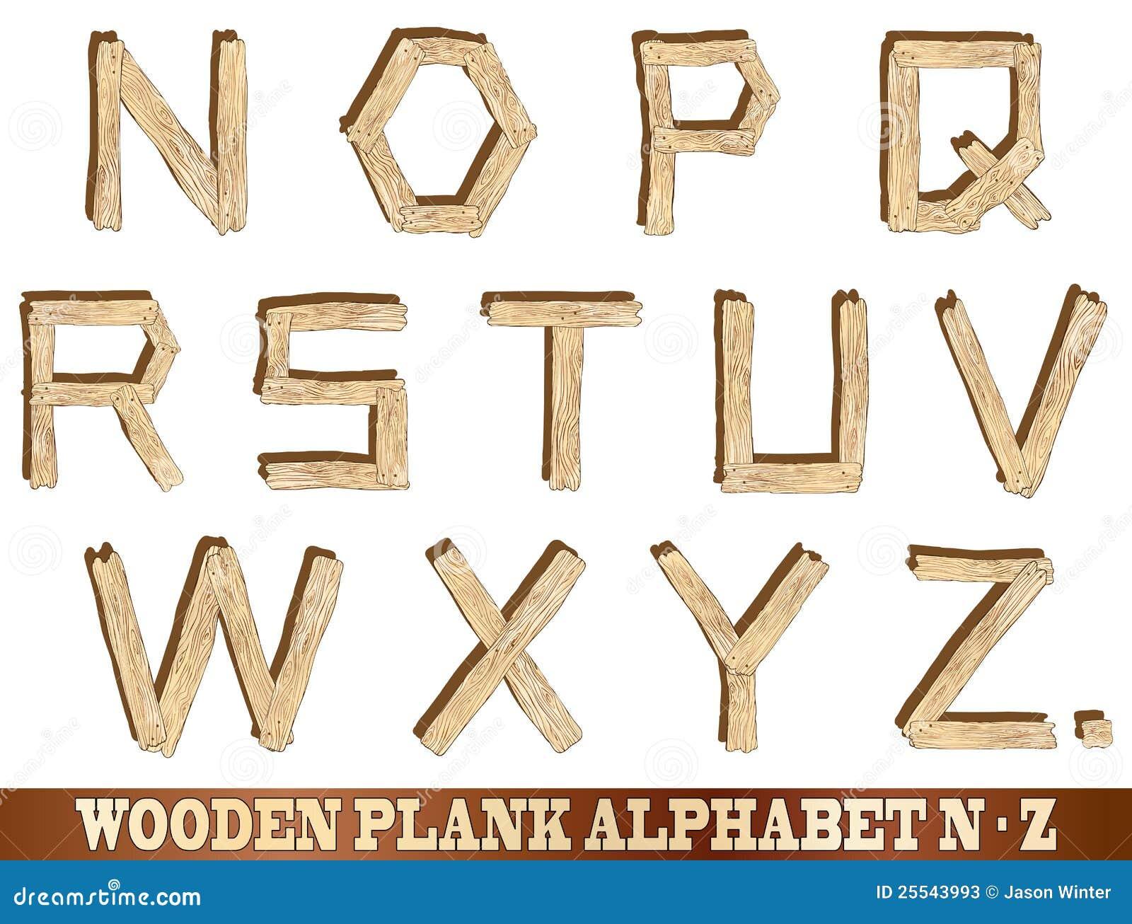 M S Wood Letters