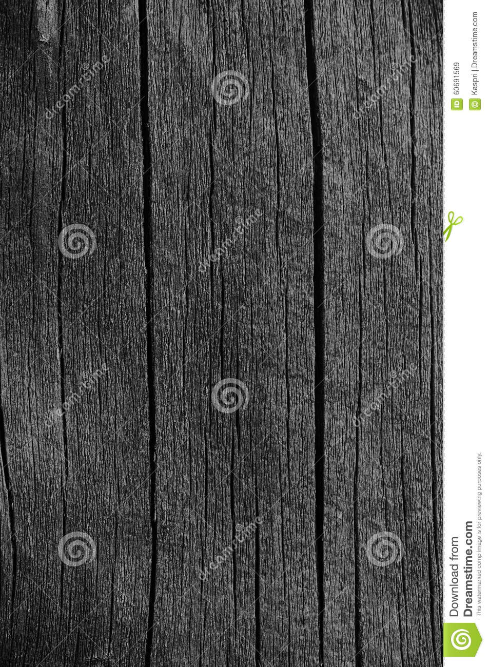 Wooden Plank Board Grey Black Wood Tar Paint Texture Detail Large Old Aged Dark Gray Detailed