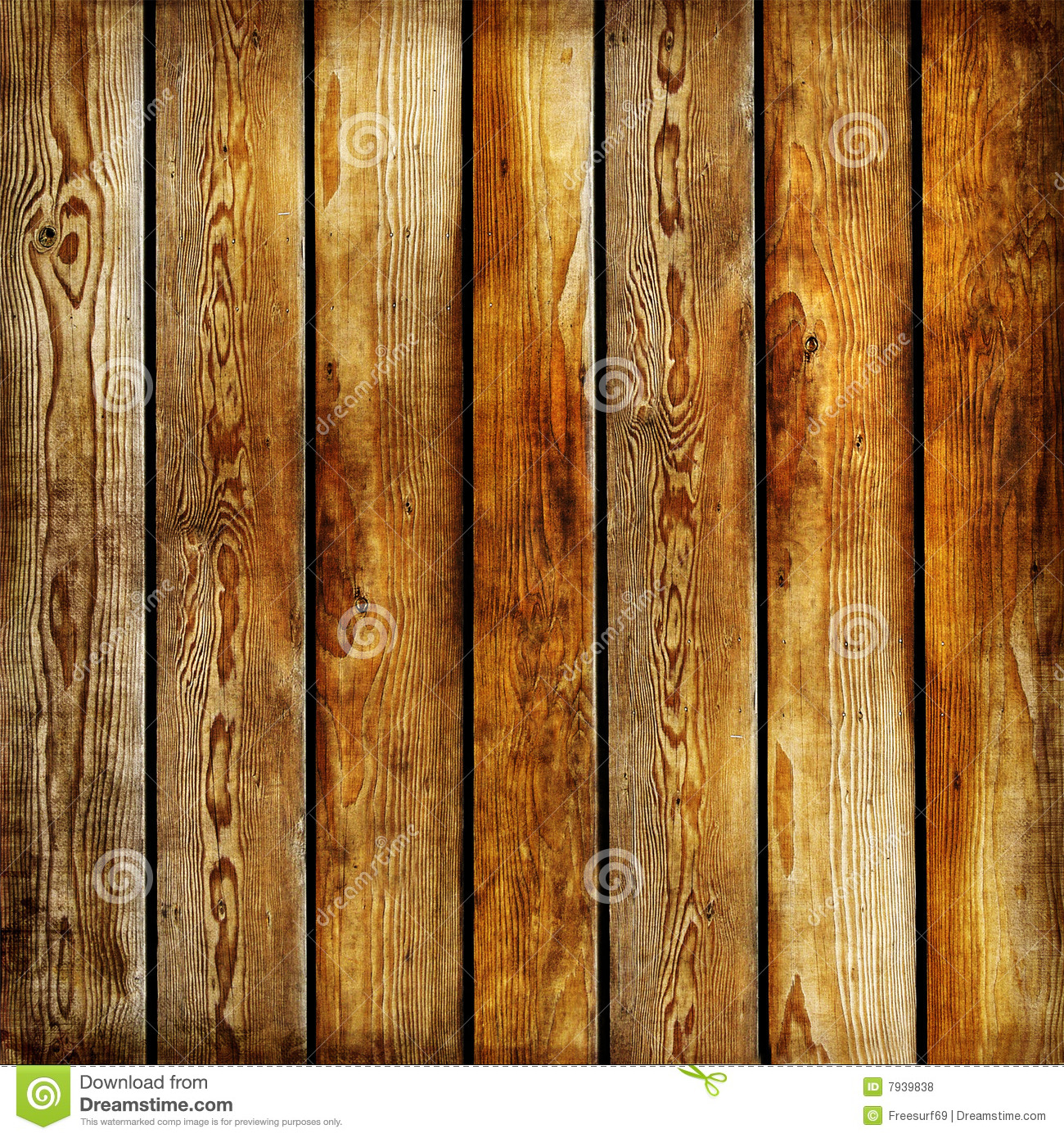 Wooden Planks Royalty Free Stock Photos - Image: 7939838