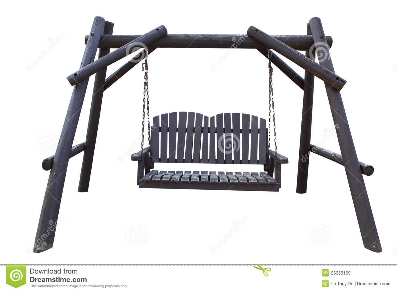 Front Porch Clipart wooden porch swing royalty free stock images - image: 36353169