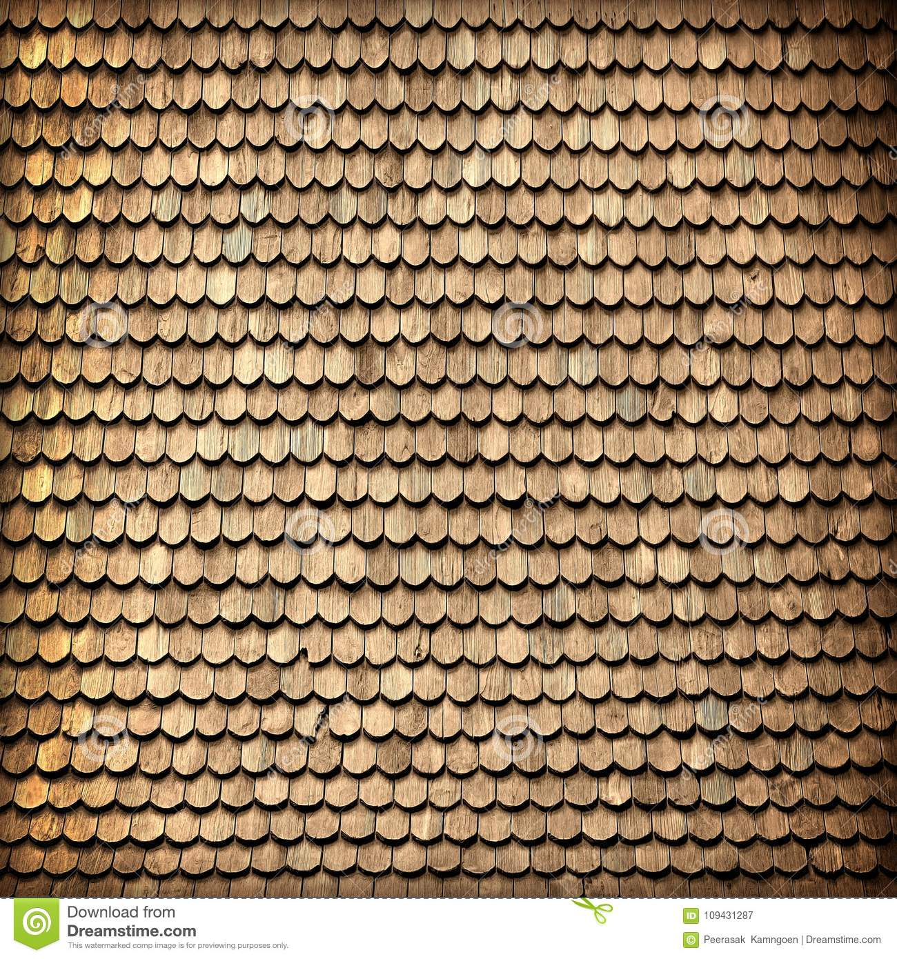 Wooden Roof Texture Background Natural Wood Pattern For Design And Decor Stock Image Image Of Detail Overlap 109431287