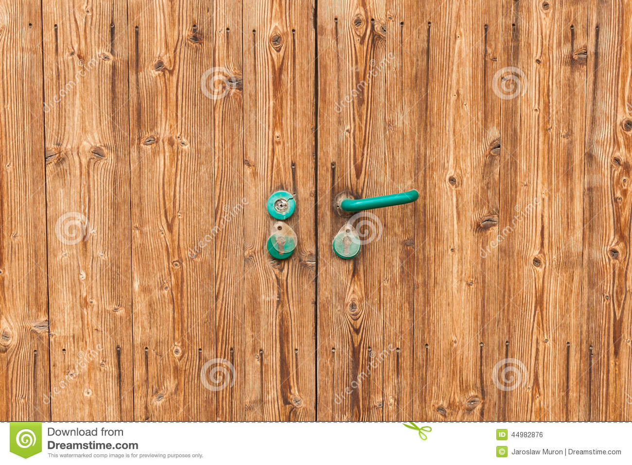 957 #128B72 Wooden Rustic Door Stock Photo Image: 44982876 image Rustic Wooden Doors 39531300