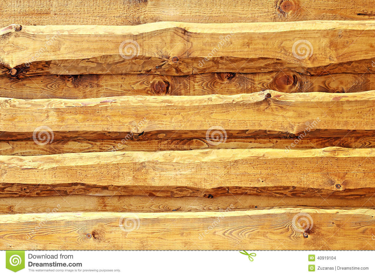 Wooden Rustical Board Siding Stock Photo Image 40919104