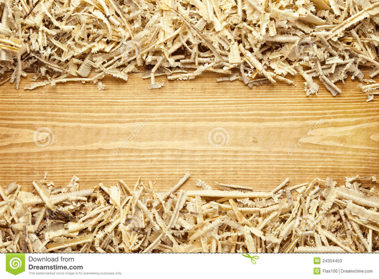 Working In Sawdust ~ Wooden sawdust and shavings background stock photos
