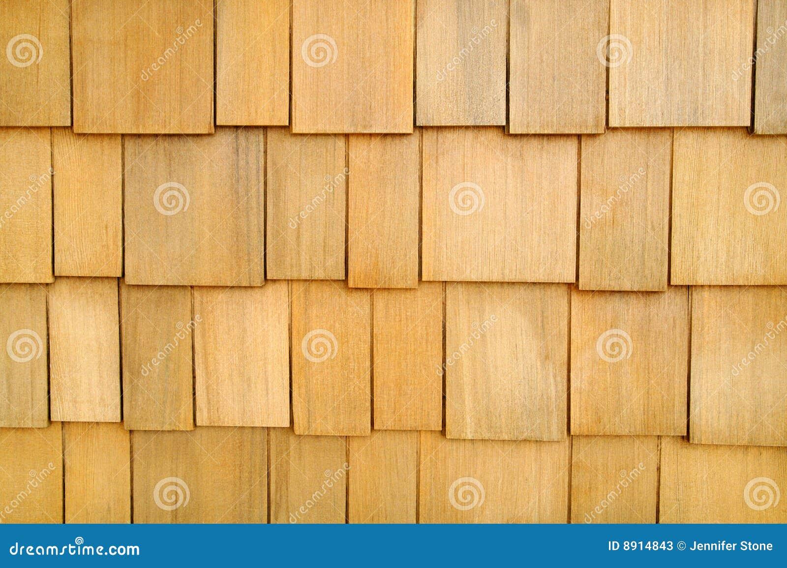 Wooden Shingle Wall Background Stock Photos Image 8914843