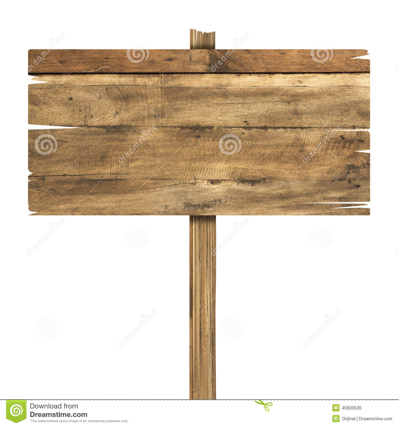 Wooden Sign Isolated On White Wood Old Planks Sign Stock. Spanish Signs. Berry Banners. Gamefowl Stickers. Purple Color Banners