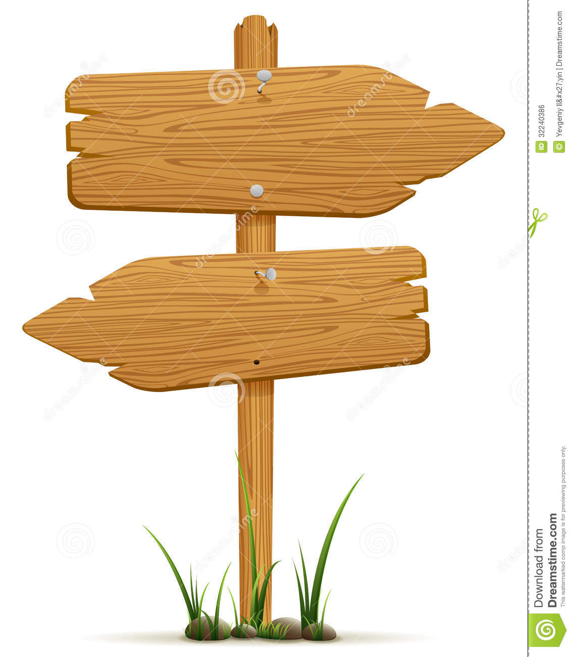 Wooden Signs Royalty Free Stock Image Image 32240386