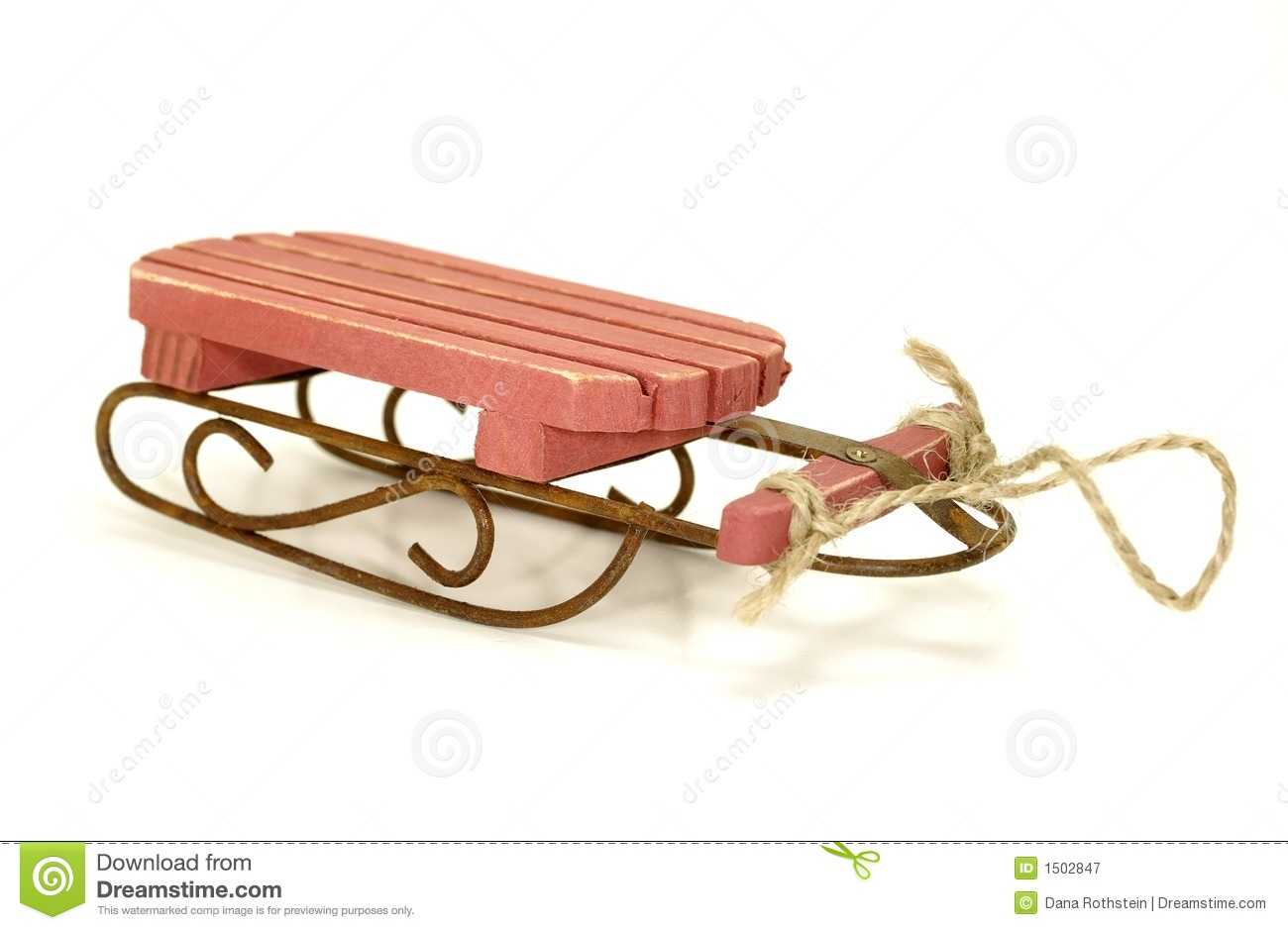 Details about  /wooden sled