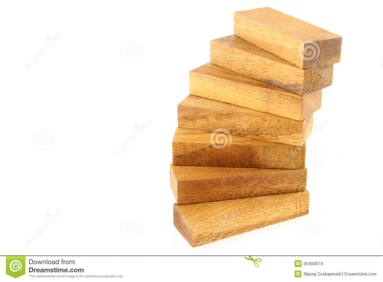 Royalty Free Stock Photo. Download Wooden Spiral Staircase Construction ...