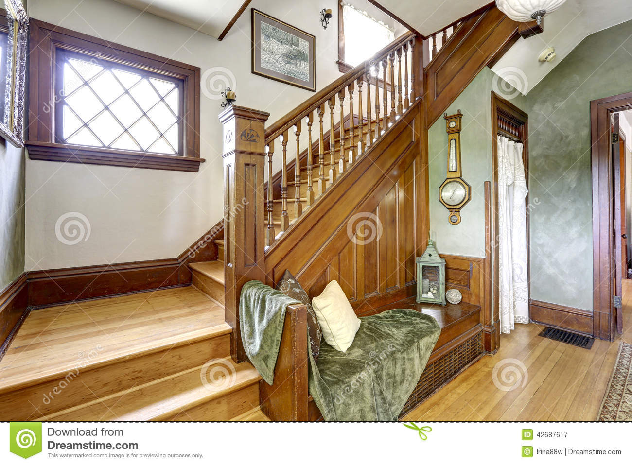 Pin An Old Wooden Staircase On Pinterest