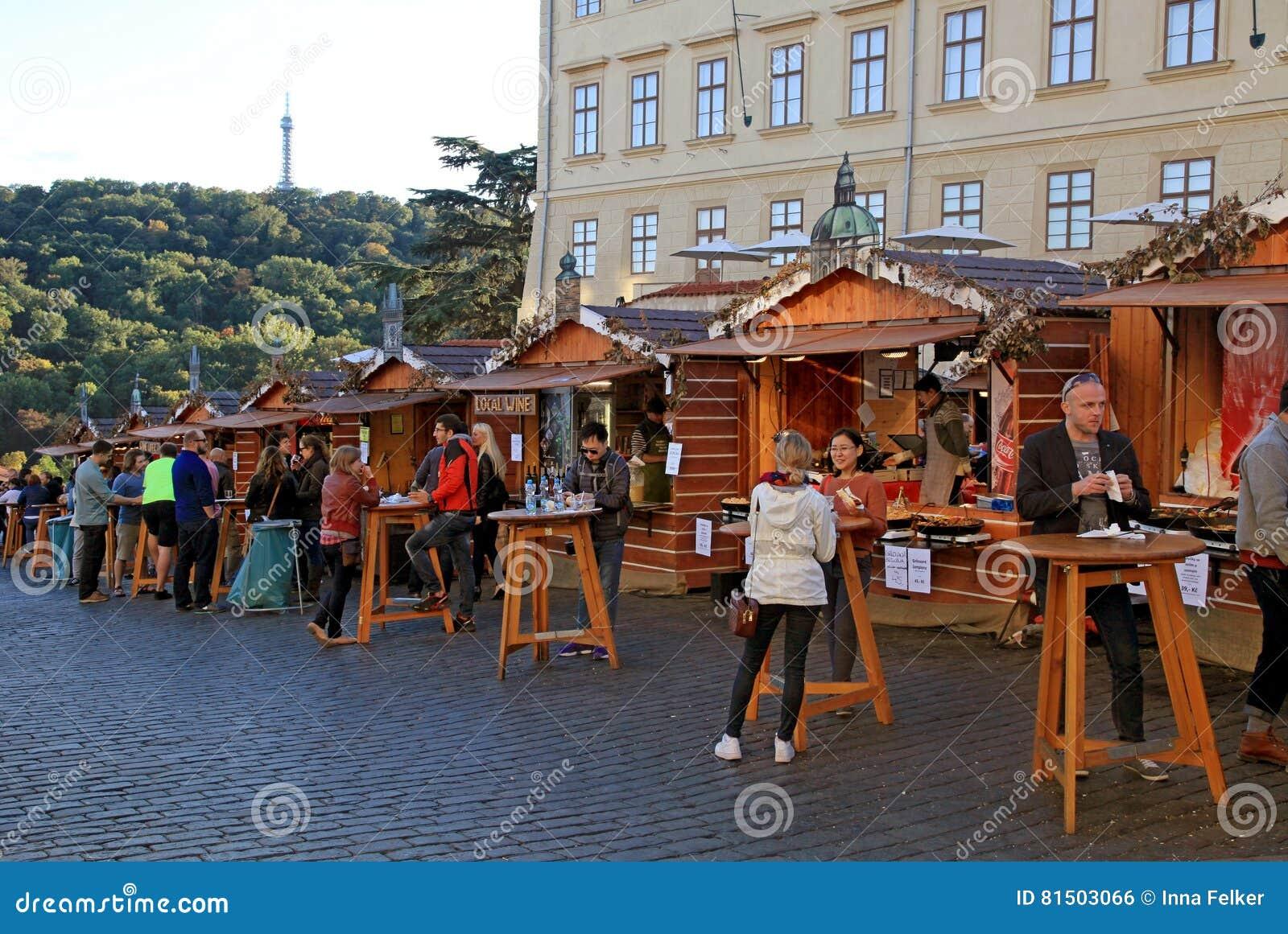 Best Local Czech Food In Prague