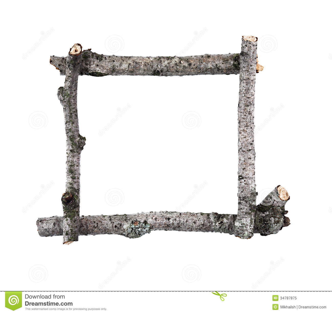 wood picture frame template - photo #24