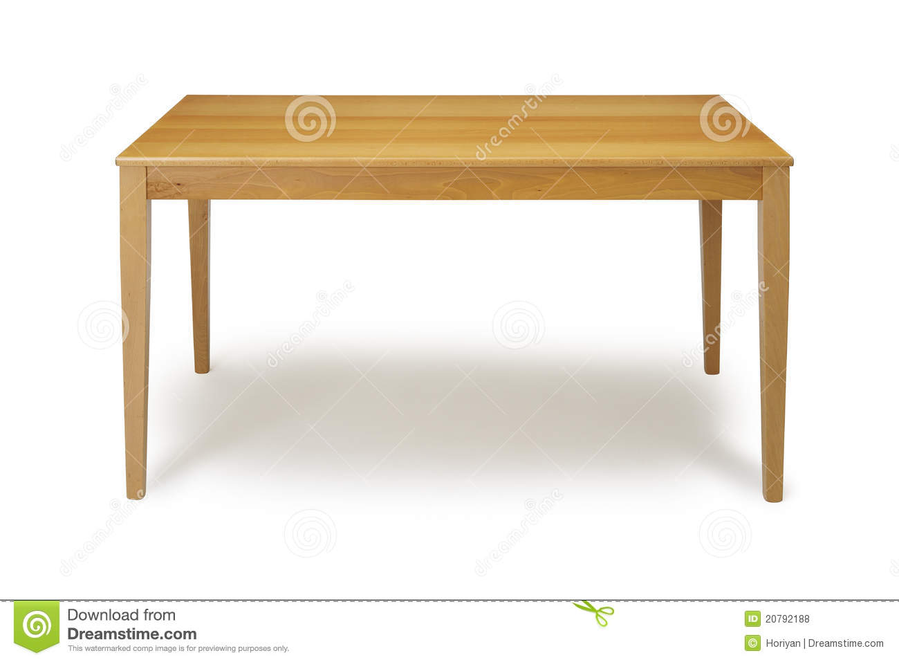 Marvelous photograph of Wooden Table Royalty Free Stock Photos Image: 20792188 with #84A625 color and 1300x957 pixels