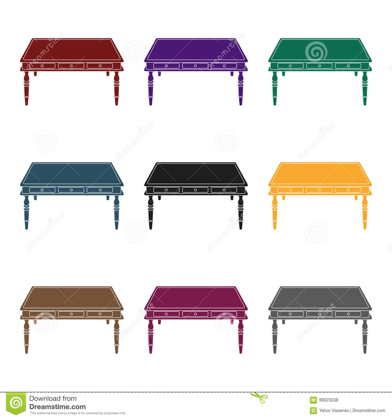 Swell Wooden Table Icon In Black Style On White Background Ibusinesslaw Wood Chair Design Ideas Ibusinesslaworg