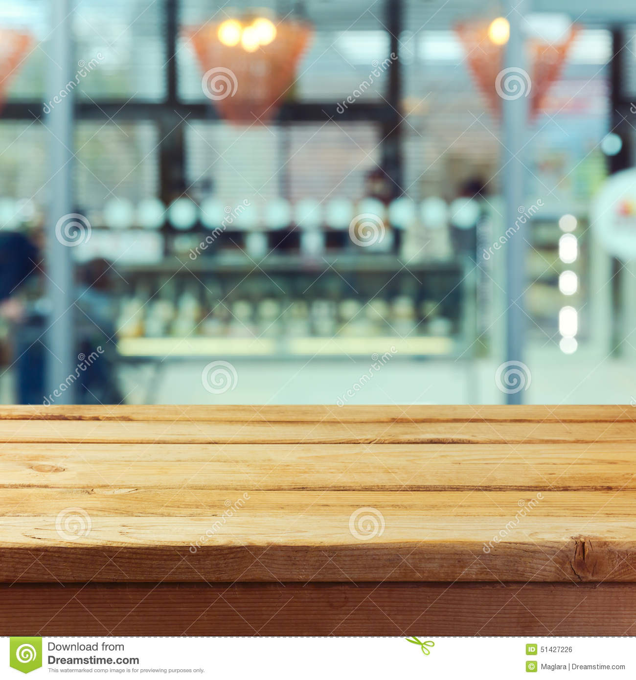 Wooden Table Mock Up Template Background For Product ...