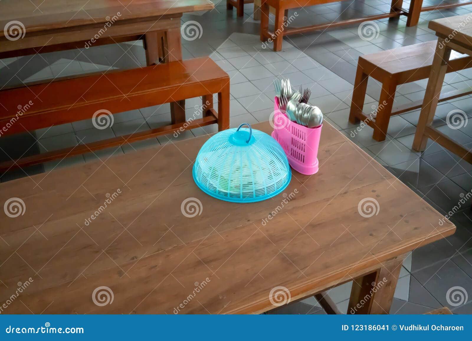Incredible Wooden Table Set Up With Long Bench For Kindergarten Creativecarmelina Interior Chair Design Creativecarmelinacom
